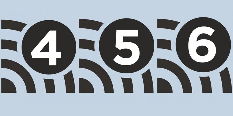 WiFi 4, WiFi 5 e WiFi 6: nuovi nomi e nuove icone