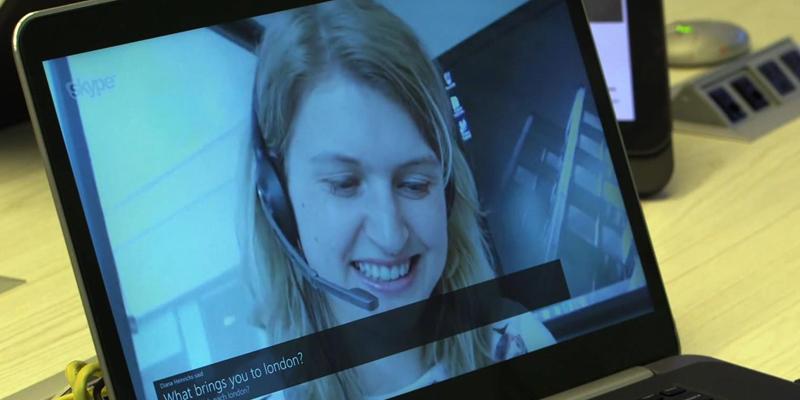 Skype e accessibilità: sottotitoli in tempo reale
