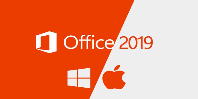 Office 2019 disponibile sul mercato, ecco tutte le novità