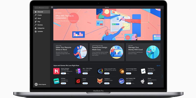 Office 365 sbarca su Mac App Store con funzioni esclusive