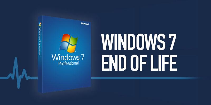 Finisce il supporto a Windows 7 e si chiude l'era dei PC