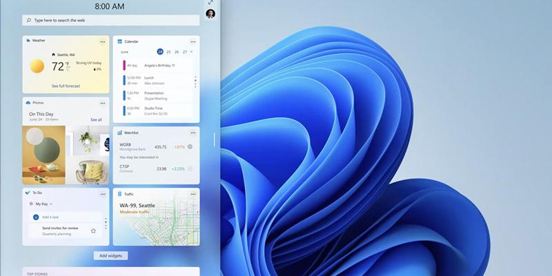 Windows 11 è realtà, con design rivoluzionato e supporto delle app Android!